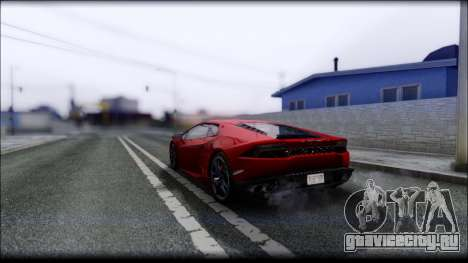KISEKI V4 для GTA San Andreas шестой скриншот