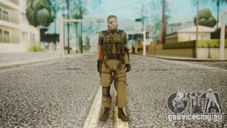 Venom Snake Other Arm для GTA San Andreas второй скриншот