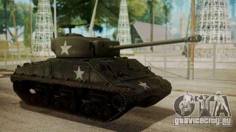 M4A3(76)W HVSS Sherman для GTA San Andreas