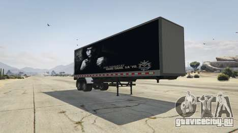 Manny Pacquiao Trailer v1.1 для GTA 5 третий скриншот