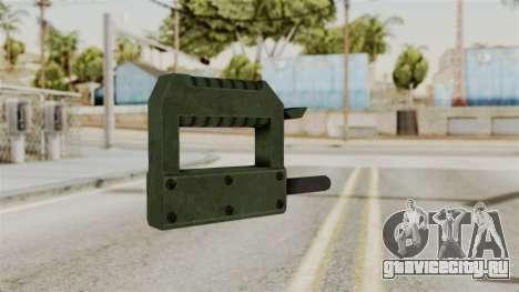 Bomb from RE6 для GTA San Andreas второй скриншот