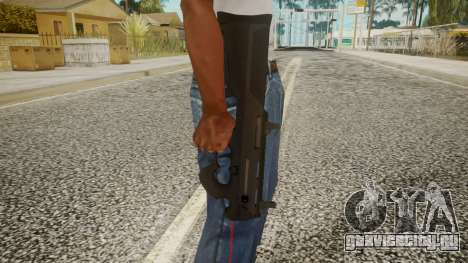 Silenced Pistol by EmiKiller для GTA San Andreas третий скриншот
