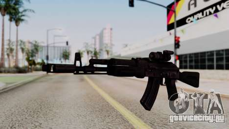 AK-103 from Special Force 2 для GTA San Andreas