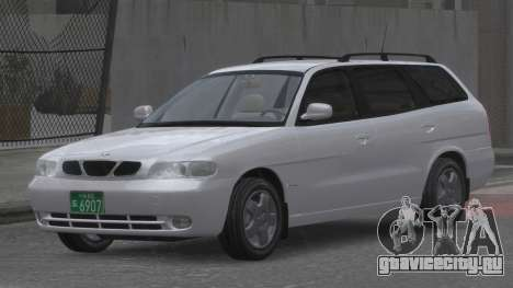 Daewoo Nubira I Spagon 1.8 DOHC 1998 для GTA 4