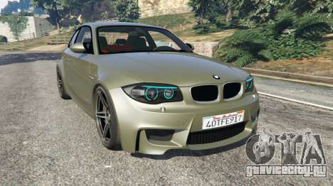 BMW 1M v1.2 для GTA 5
