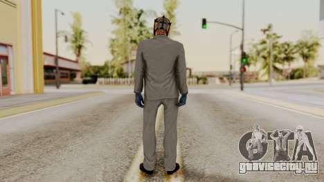 Payday 2 Sokol для GTA San Andreas третий скриншот