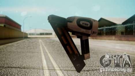Nail Gun from Resident Evil Outbreak Files для GTA San Andreas