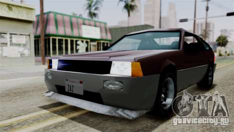Blista Compact from Vice City Stories для GTA San Andreas