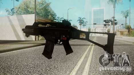 G36C для GTA San Andreas второй скриншот
