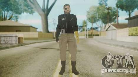 Venom Snake [Jacket] Stun Arm для GTA San Andreas второй скриншот