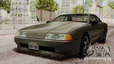 Elegy The Gold Car 2 для GTA San Andreas