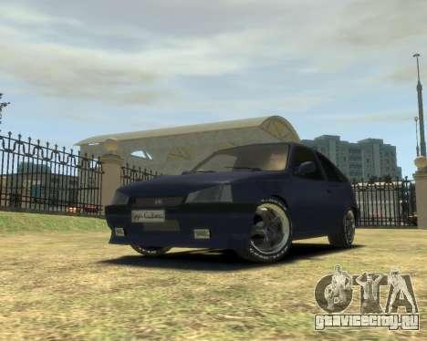 Opel Kadett GSi для GTA 4