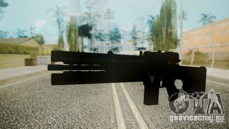 VXA-RG105 Railgun with Stripes для GTA San Andreas второй скриншот