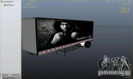 Manny Pacquiao Trailer v1.1 для GTA 5 четвертый скриншот