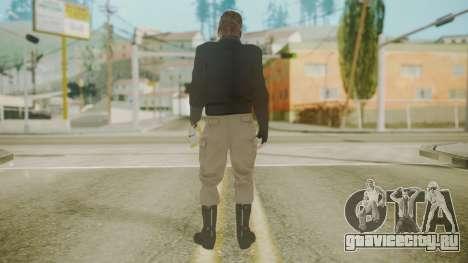 Venom Snake [Jacket] Stun Arm для GTA San Andreas третий скриншот