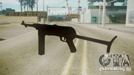 MP-40 Red Orchestra 2 Heroes of Stalingrad для GTA San Andreas второй скриншот