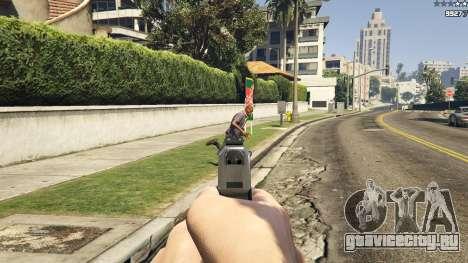 Forced First Person Aim 1.0.6 для GTA 5