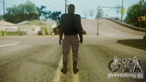 Venom Snake [Jacket] для GTA San Andreas третий скриншот