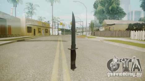 Atmosphere Knife v4.3 для GTA San Andreas второй скриншот