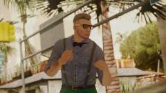 GTA Online Skin Hipster