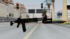 AK-47 from RE6