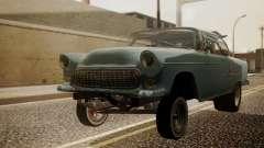 Chevrolet Bel Air Gasser