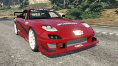 Mazda RX-7 C-West v1.0