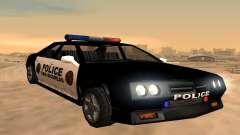 Полицейский четырёхдверный Buffalo