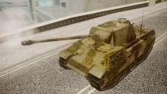 Panzerkampfwagen V Ausf. A Panther