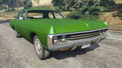 Dodge Polara 1971 v1.0