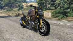 Ducati Diavel Carbon 11 v1.1 для GTA 5