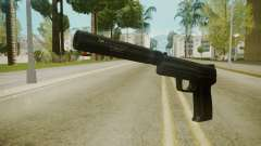 Atmosphere Silenced Pistol v4.3 для GTA San Andreas