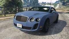 Bentley Continental Supersports [Beta2]