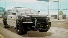 GTA 5 Declasse Granger Sheriff SUV для GTA San Andreas
