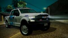 Ford F-150 2015 Transito Vial для GTA San Andreas