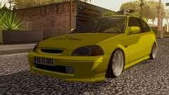 Honda Civic Taxi для GTA San Andreas
