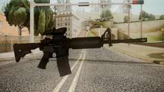 M4 by catfromnesbox для GTA San Andreas