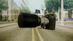 Atmosphere Camera v4.3 для GTA San Andreas