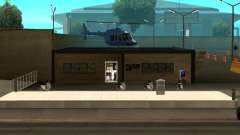 Замена текстур АвтоШколы для GTA San Andreas