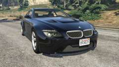 BMW M6 (E63) WideBody v0.1 для GTA 5