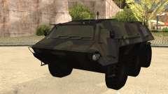 TPz 1 Fuchs Hummel для GTA San Andreas