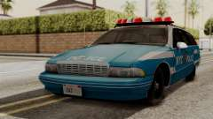 Chevy Caprice Station Wagon 1993-1996 NYPD для GTA San Andreas