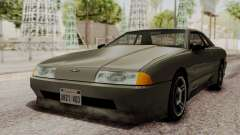 Elegy The Gold Car 2 для GTA San Andreas
