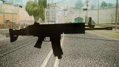 SCAR-L Battlefield 3 для GTA San Andreas