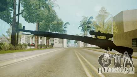 Atmosphere Sniper Rifle v4.3 для GTA San Andreas