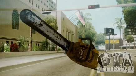Atmosphere Chainsaw v4.3 для GTA San Andreas