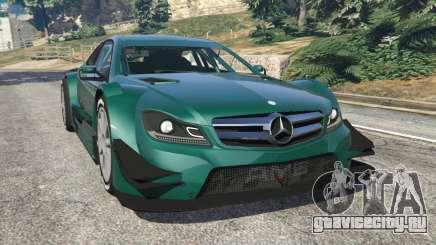 Mercedes-Benz C204 AMG DTM 2013 v1.0 для GTA 5