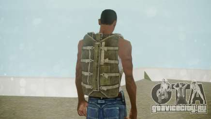 Atmosphere Parachute v4.3 для GTA San Andreas