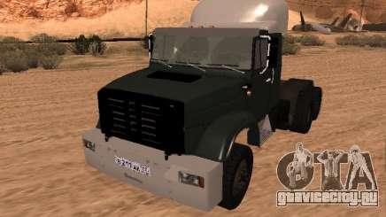 ЗиЛ-133 05А для GTA San Andreas