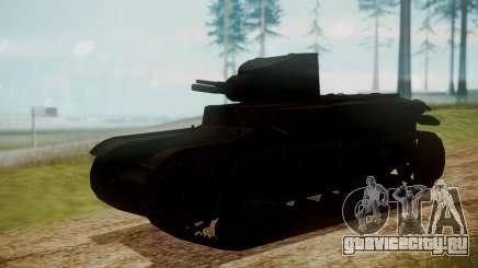 T1 E6 для GTA San Andreas